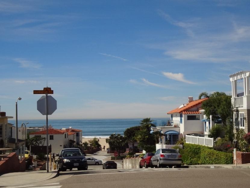 ロサンゼルスマンハッタンビーチ